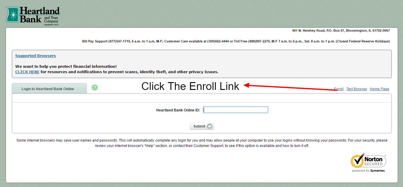 Enroll Link