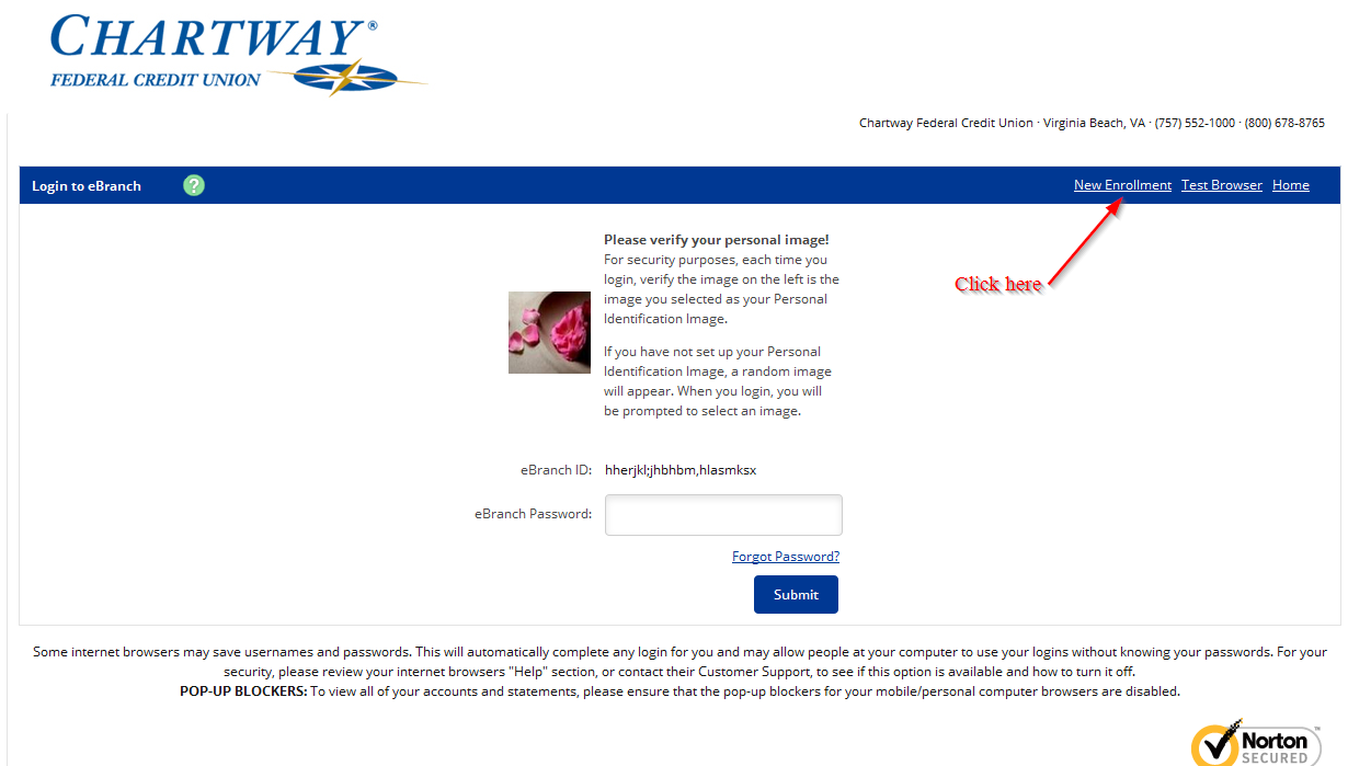 chartway federal credit union online banking login - login bank