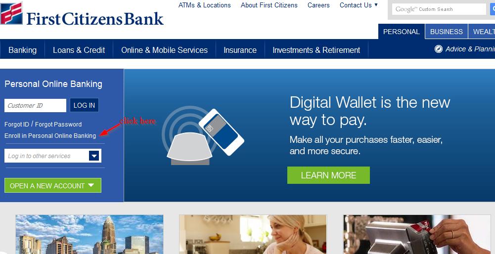 First Citizens Bank Online Banking Login ⋆ Login Bank