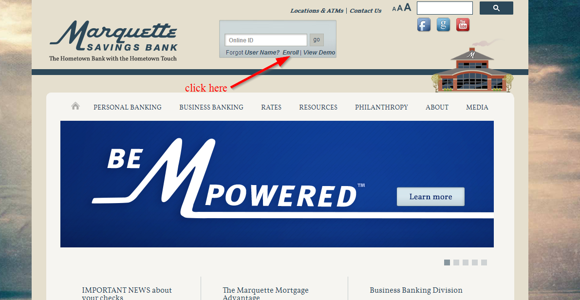 how to change bank of america password online banking