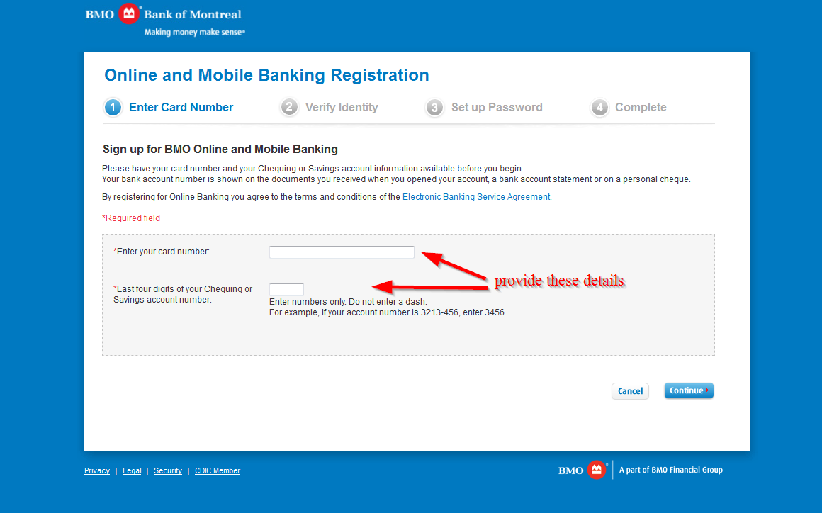 BMO Bank Online Banking Login ⋆ Login Bank