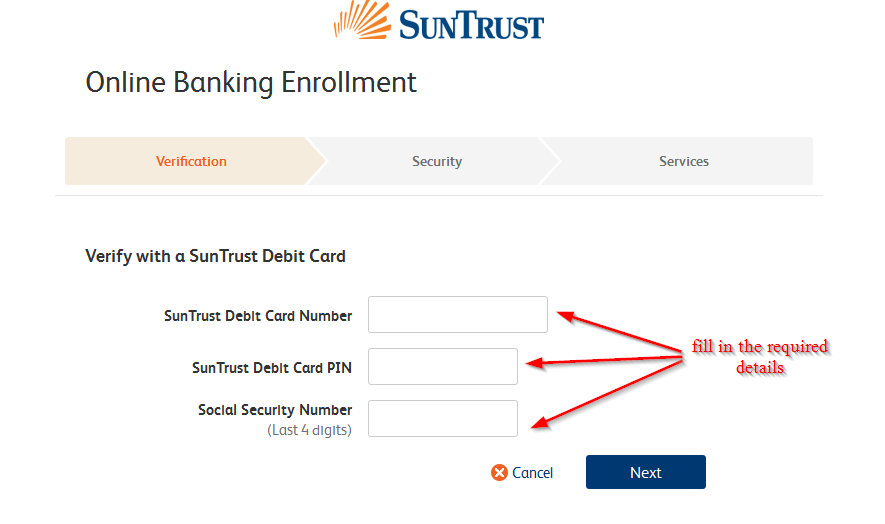 SunTrust Bank Online Banking Login ⋆ Login Bank
