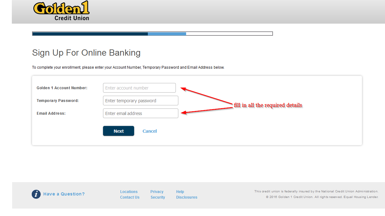 Golden 1 Credit Union Online Banking Login ⋆ Login Bank