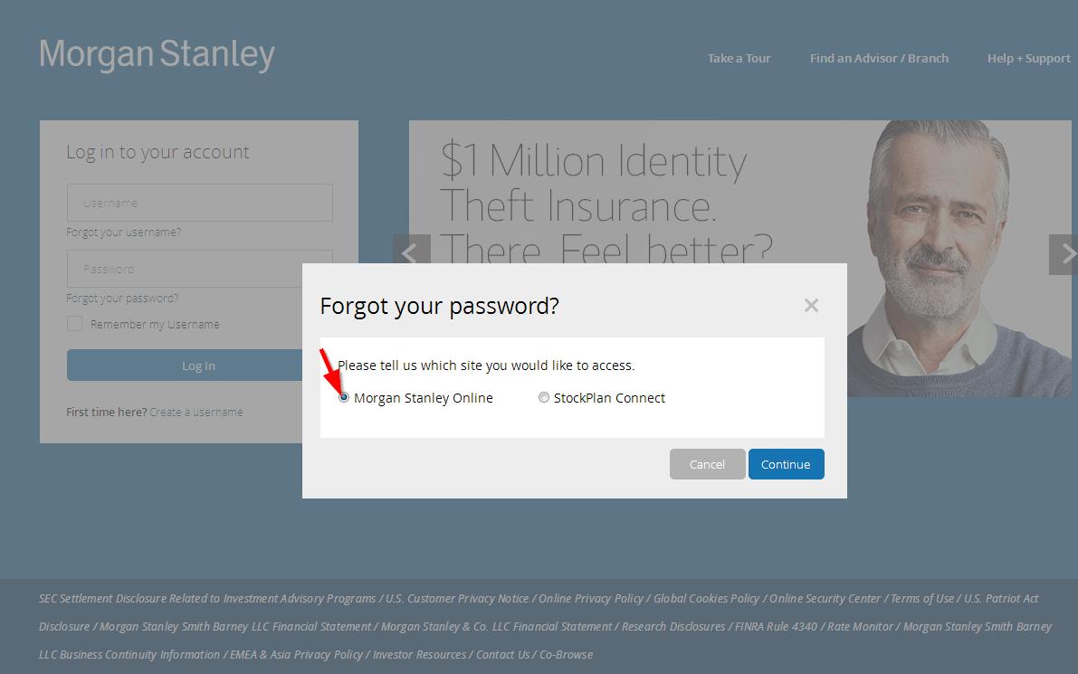 Morgan Stanley Bank Online Banking Login ⋆ Login Bank