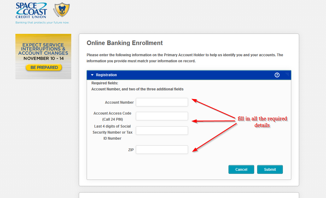 how to create union bank online account